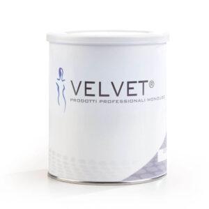 Velvet vosak za depilaciju limenka Cink 800ml