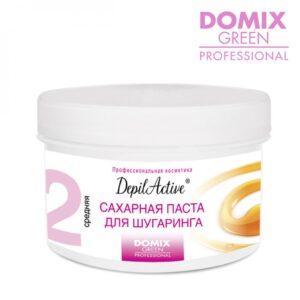 Šećerna pasta DOMIX GREEN Professional 650g Medium (2)