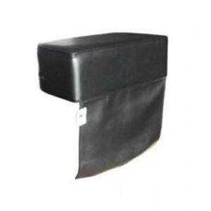 Frizerski stolac-jastuk za djecu crna