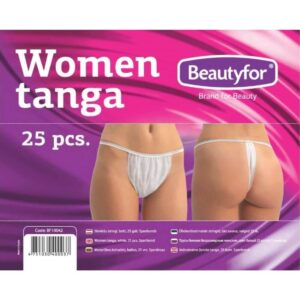 Ženske tanga gačice, jednokratne 25 kom.