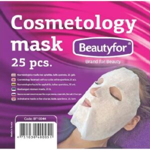 Kozmetičke PVC maske za lice netkane 25 kom.