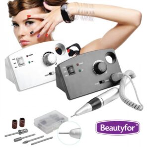 "Brusilica za mainkuru ""Beautyfor"" 35000 rpm crna"