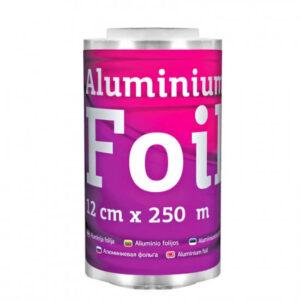 Aluminijska folija za kosu 12cm x 250m