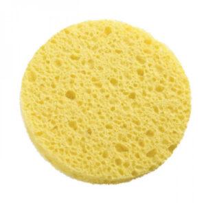 Spužvice za čišćenje lica promjer 10 cm, komad