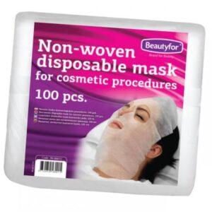 Kozmetičke netkane maske za tretmane 100 kom.