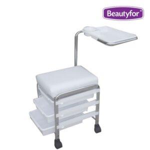 """Pedikerska stolica sa 3 ladice """" CH-5005″ bijela"""