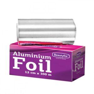 Aluminijska folija za kosu 12cm x 100m