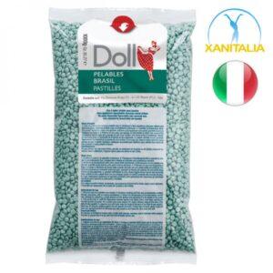 Vosak za depilaciju Granule Doll brasil 1kg Aloe vera
