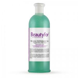Beautyfor Gel prije depilacije Pepermint 500ml