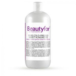 Beautyfor ulje Badem hladno prešano 500ml
