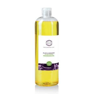 Yamuna ulje za masažu Šljiva-cimet 1000ml