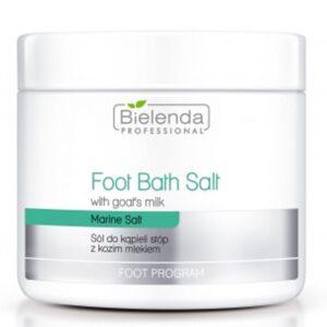 Bielenda sol za stopala 600g