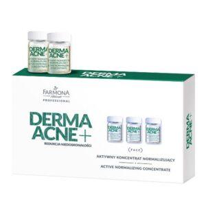 Aktivni koncentrat za normalizaciju FARMONA DERMAACNE+  1X5ML